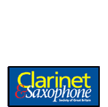 Clarinet and Saxophone Society of Great Brittain logo
